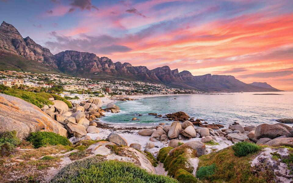 Cape Town is a firm favourite with Britsh travellers - Getty