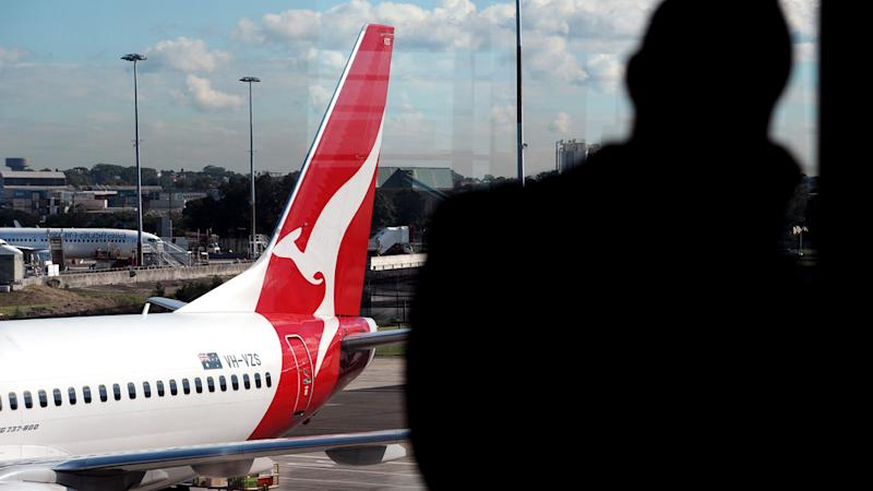 Qantas in crosshairs over chemical spill