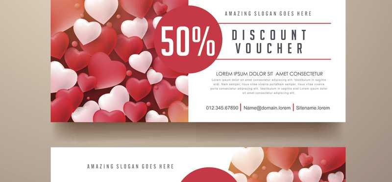 Two 50% off vouchers