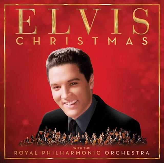 "<p>This isn't a straight reissue, rather a ""reimagining"" of some of the King's holiday recordings from 1957's <em>Elvis's Christmas Album </em>and 1971's <em>Elvis Sings the Wonderful World of Christmas </em>with new arrangements performed by the Royal Philharmonic Orchestra. This new holiday album follows two other successful mashups of Elvis with the Royal Phil — 2015's <em>If I Can Dream: Elvis Presley With the Royal Philharmonic Orchestra</em> and 2016's <em>The Wonder of You: Elvis Presley With the Royal Philharmonic Orchestra.</em> A deluxe version of the new holiday set includes four bonus tracks of symphonic versions of songs from the <em>Peace in the Valley</em> EP. Purists might cringe that the original recordings have been augmented, but the casual fan might just enjoy the sweetening the strings bring. (Photo: RCA Records) </p>"