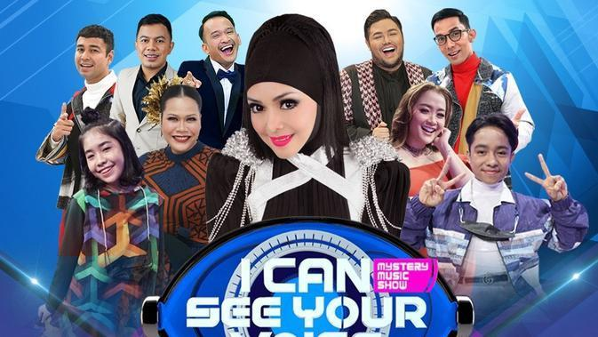 I Can See Your Voice Indonesia (Istimewa)
