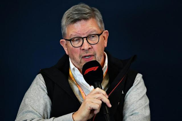 Ross Brawn had warned of 'tragedy' if F1 lost teams (AFP Photo/CLIVE MASON)