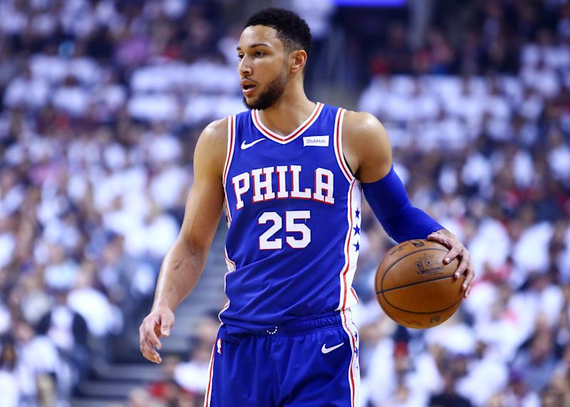 Ben Simmons is now the highest paid Australian athlete ever