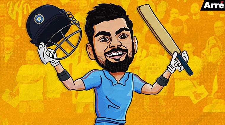 Virat Kohli: The Man Who Makes Miracles Seem Mundane