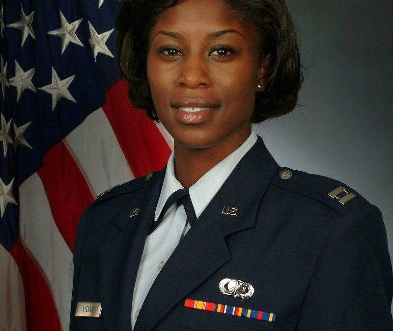Mutt's Sauce CEO and Air Force Veteran Charlynda Scales