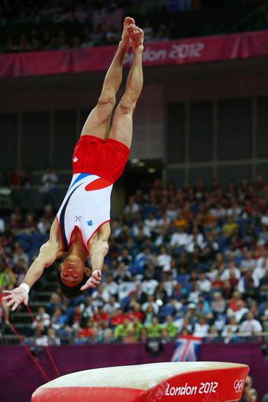 South Korea's Yang Hak-seon took over the sports pages not only for winning South Korea's first gymnastics gold, with a vault that he invented, but also because it emerged that he had used his training money to support his family, so poor that they had for a while lived in a greenhouse on a farm. His reward? 100 million won from his federation, and ramen noodles for life from a sponsor.