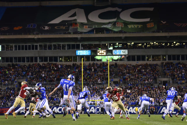 ACC will recommend an early signing period