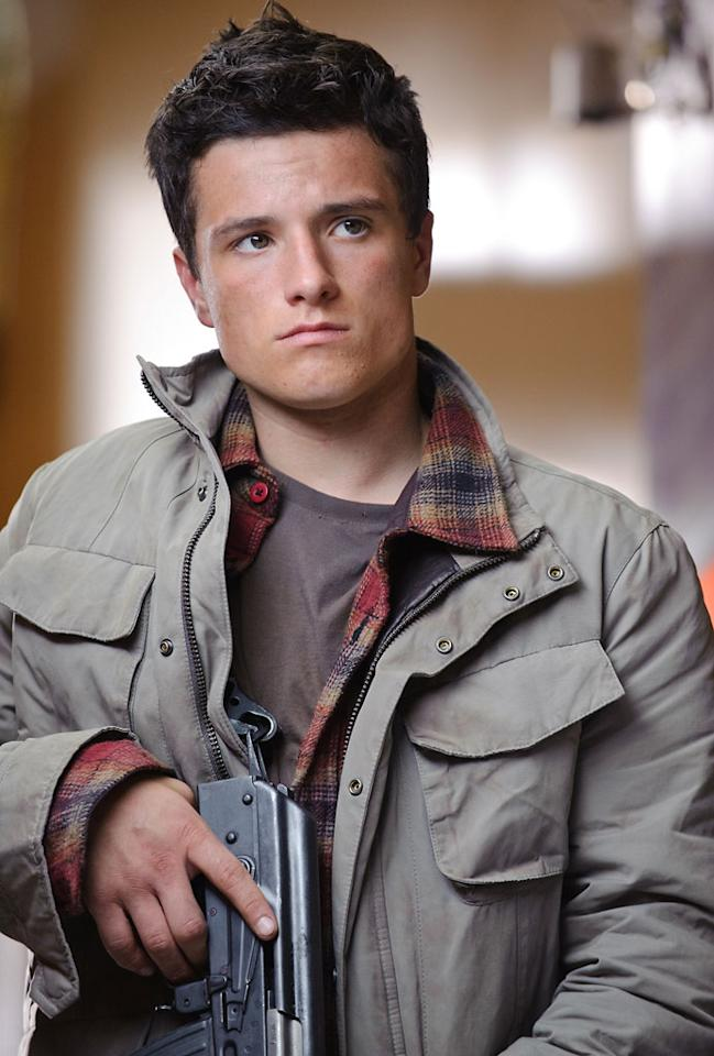 "Josh Hutcherson in Open Road Film's ""Red Dawn"" - 2012"