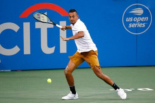 I'm Sitting Out: Nick Kyrgios Won't Play US Open Due to Coronavirus Concerns