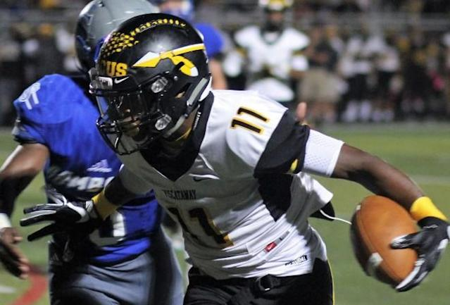 Piscataway wins on late touchdown
