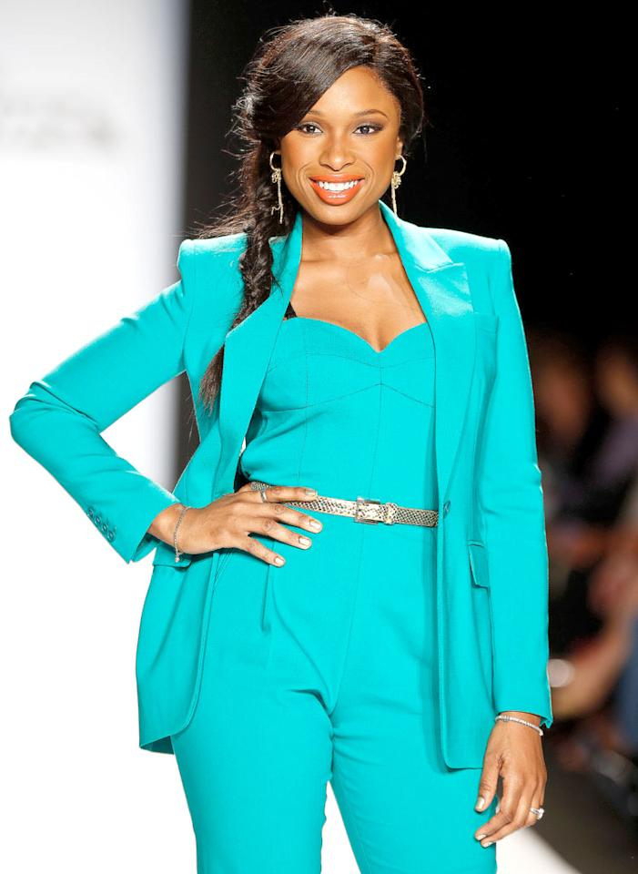Jennifer Hudson turns 31 on September 12.