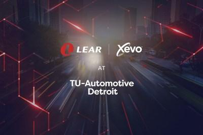 Lear's Xevo Market and EXO Technology to be Showcased at TU Automotive Detroit