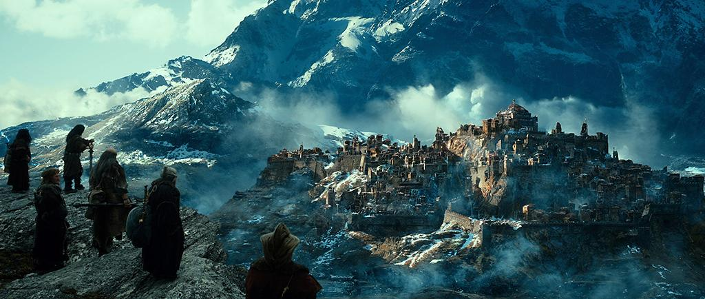 A scene from New Line Cinema?s and MGM's fantasy adventure ?THE HOBBIT: THE DESOLATION OF SMAUG,? a Warner Bros. Pictures release.