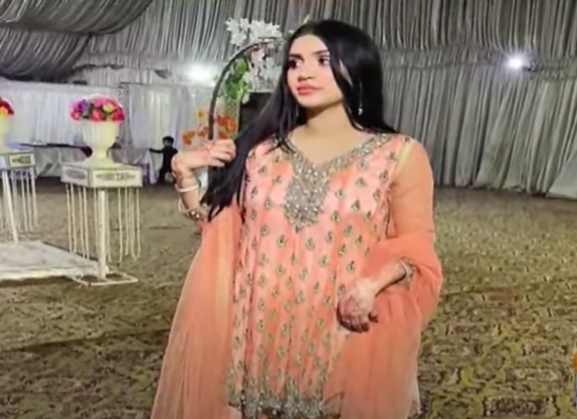 <p>Mayra Zulfiqar had gone to Pakistan two month ago to attend a wedding</p> (Geo News/YouTube)