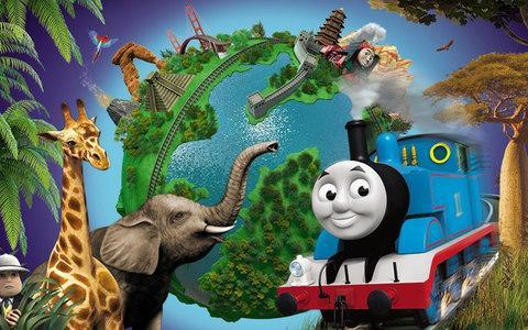 <span>In the new show, Thomas will be travelling to new countries, including China, India and Australia</span> <span>Credit: Mattel </span>