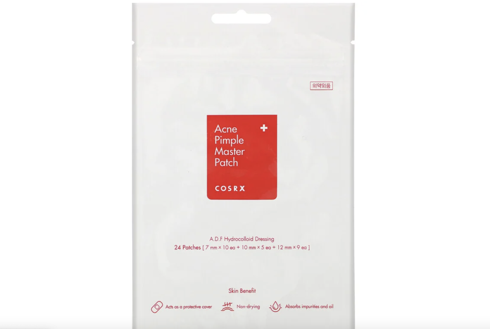 PHOTO: iHerb. Cosrx, Acne Pimple Master Patch, 24 Patches