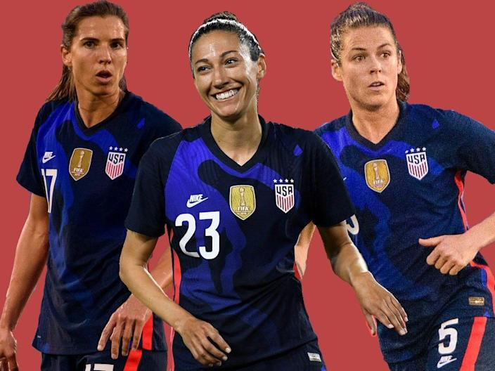"""I've learned through my years as a professional that if you want to see something change, you have to be the one to do it,"" Kelley O'Hara told Insider."