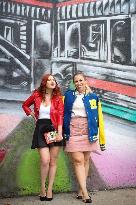 """<p>Even if your Betty (or Veronica) already has a costume planned for the night, it doesn't mean you can't rock this costume solo. The best part? You probably already own everything you need. </p><p><em><a href=""""http://livingaftermidnite.com/2018/10/easy-riverdale-halloween-costumes.html"""" rel=""""nofollow noopener"""" target=""""_blank"""" data-ylk=""""slk:Get the tutorial at Living After Midnite »"""" class=""""link rapid-noclick-resp"""">Get the tutorial at Living After Midnite »</a></em> </p>"""