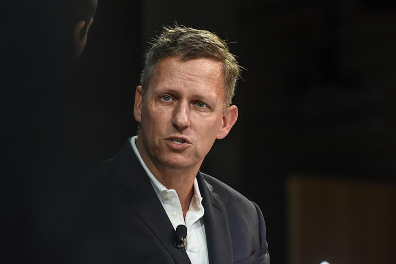 Billionaire Thiel Supports Encryption as U.S. Pushes for Access