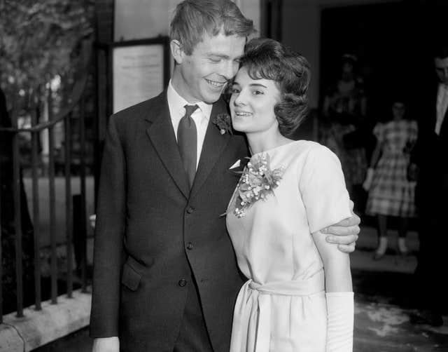 Max Mosley married his wife Jean in 1960.