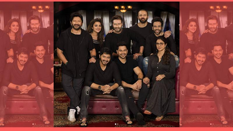 'Golmaal' Strikes Back as Ajay Devgn Introduces the New Cast