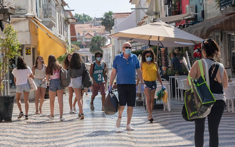 Life in Portugal is slowly returning to normal - Getty