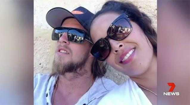 The close encounter took place near where Mandurah surfer Ben Gerring (pictured) was fatally mauled by a shark in 2016. Source: 7 News