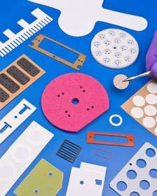 Interstate Specialty Custom Die Cutting Produces Precision Medical Parts