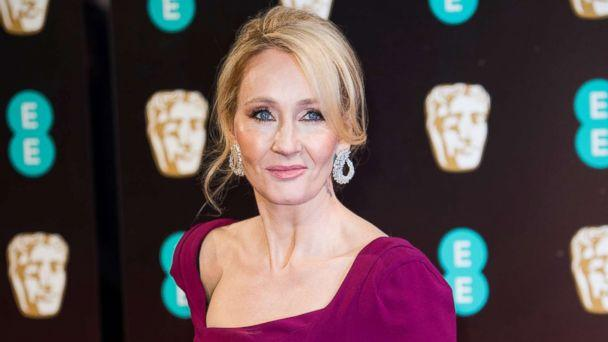 PHOTO: J.K. Rowling attends the 70th EE British Academy Film Awards (BAFTA) at Royal Albert Hall, Feb. 12, 2017 in London. (Jeff Spicer/Getty Images)