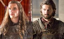 """<p><b>Original:</b> Ed Skrein (Season 3)</p><p><b>Recast:</b> Michiel Huisman (Seasons 4-6)</p><p>This was arguably the most high-profile of the show's recastings. Fan response to Skrein was cool, and after just three episodes, Huisman was brought in to replace him. Though Skrein's departure was explained at the time as a scheduling issue (he was starring in <i>The Transporter Refueled</i>), <a href=""""http://www.ew.com/article/2015/09/03/ed-skrein-transporter-refueled"""" rel=""""nofollow noopener"""" target=""""_blank"""" data-ylk=""""slk:he said"""" class=""""link rapid-noclick-resp"""">he said</a> """"politics"""" led to his departure.</p><p><i>(Credit: HBO)</i></p>"""