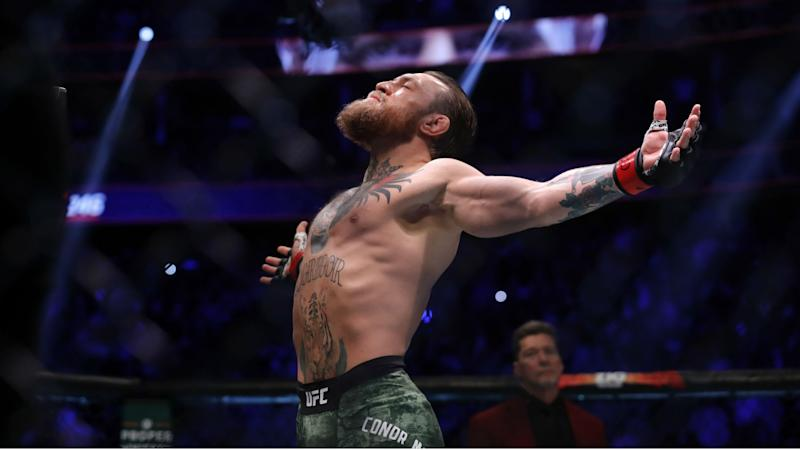 Conor McGregor names MMA GOAT top four and expects to finish first