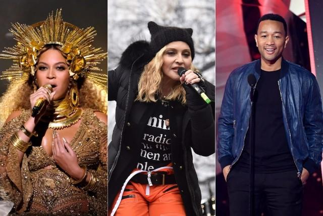 Beyoncé, Madonna, Coldplay, More Sign Letter in Support of International Women's Day