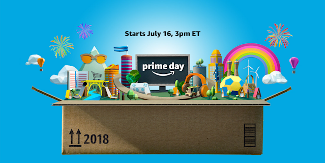 Amazon Prime Day 2018 kicks off July 16. Prepare your bank account.