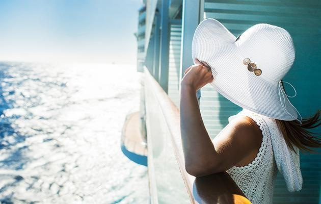This is what really happens onboard a couple's cruise. Photo: Getty Images