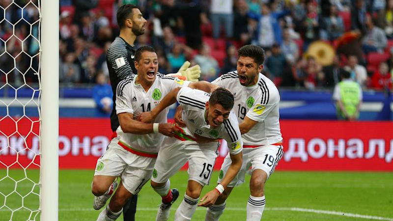 Mexico fully deserved Portugal point says Osorio