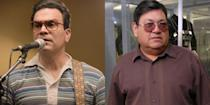 <p>Chavira starred as Carlos Solis in <em>Desperate Housewives</em><em>,</em> opposite Eva Longoria. He's also been seen in <em>Scandal, Jane the Virgin, </em>and <em>Six Feet Under</em>. In <em>Selena: The Series</em><em>,</em> Chavira portrays the singer's father, Abraham, the musician, songwriter, and producer who founded and managed the band Selena y Los Dinos with his family. </p>