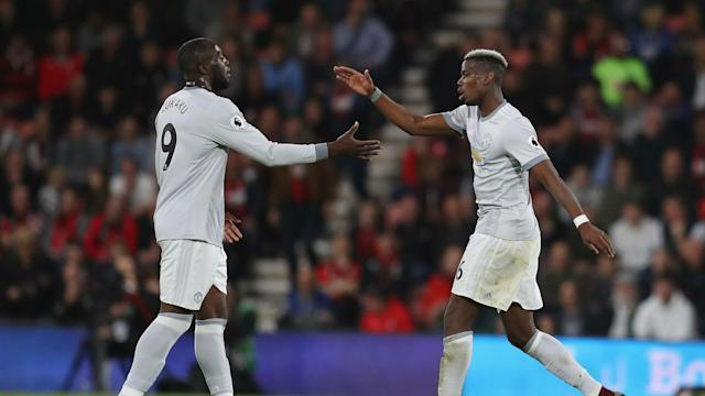 The Frenchman was the star of the show for the Red Devils at Bournemouth on Wednesday, and the manager was among those impressed