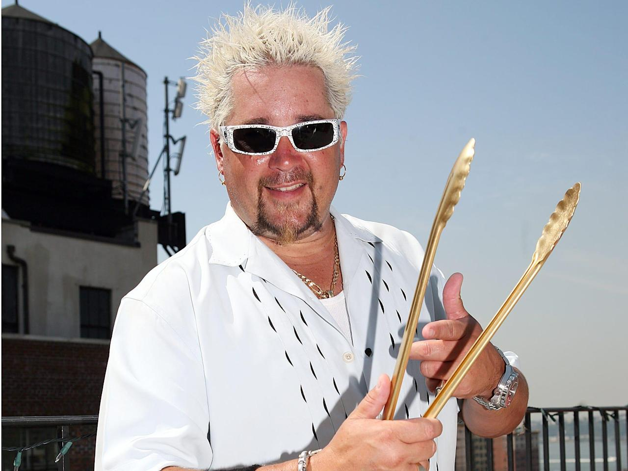 11 things you didn't know about Guy Fieri