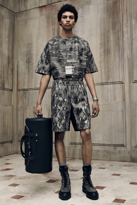 1fdd37854583b How Sol Goss Went From a British Bus Stop to Opening the Louis Vuitton Men's  Show