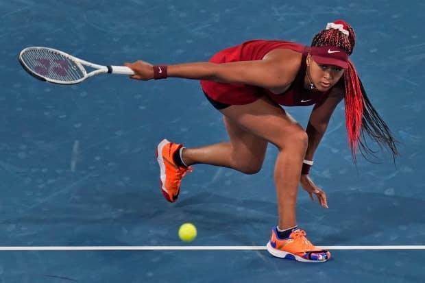 Naomi Osaka recently represented Japan at the Olympic Games in Tokyo,losing in the third round to Marketa Vondrousovaof the Czech Republic. (Seth Wenig/The Associated Press - image credit)