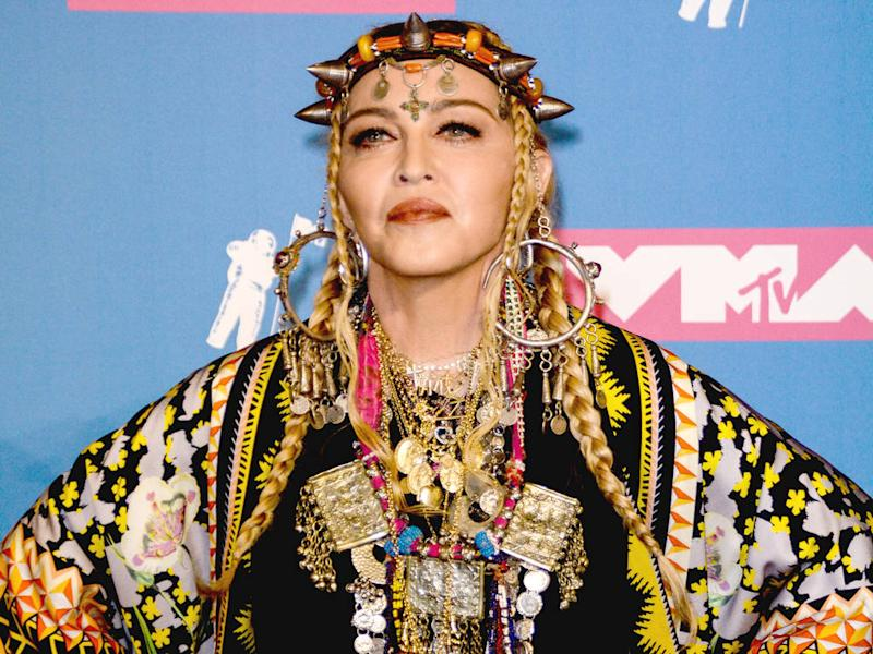 Madonna and Guy Ritchie at odds over New Year's holiday - report