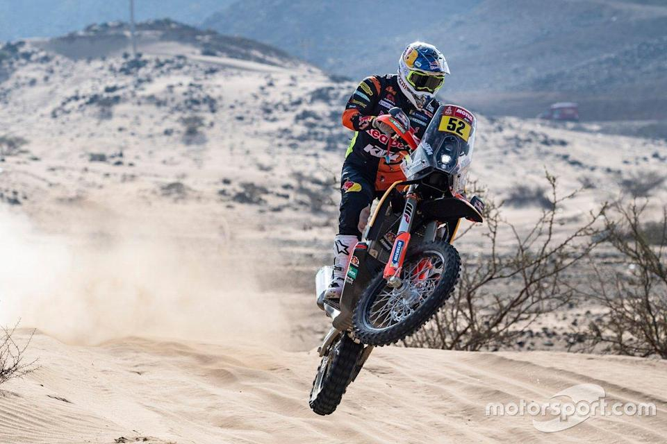 "#52 Red Bull KTM Factory Team: Matthias Walkner<span class=""copyright"">KTM Images</span>"