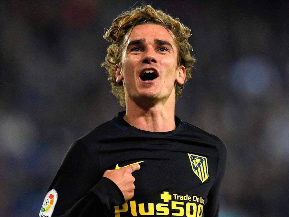 Antoine Griezmann could leave Atletico Madrid this summer: Getty