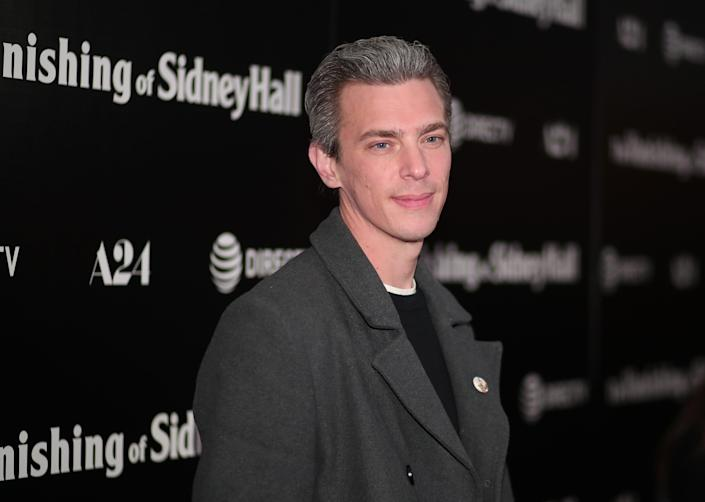 """HOLLYWOOD, CA - FEBRUARY 22: Director Josh Boone attends the premiere of A24 and DirecTV's """"The Vanishing Of Sidney Hall"""" at ArcLight Hollywood on February 22, 2018 in Hollywood, California. (Photo by Christopher Polk/Getty Images)"""