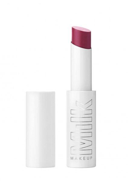 PHOTO: Try these long-lasting lipsticks to take you from mistletoe to NYE kiss. (MILK)