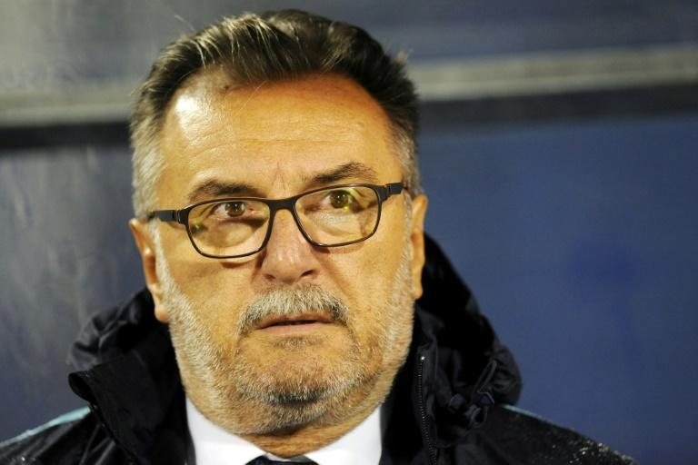 Ante Cacic hopes to become the first Croat coach to win the CAF Confederation Cup.