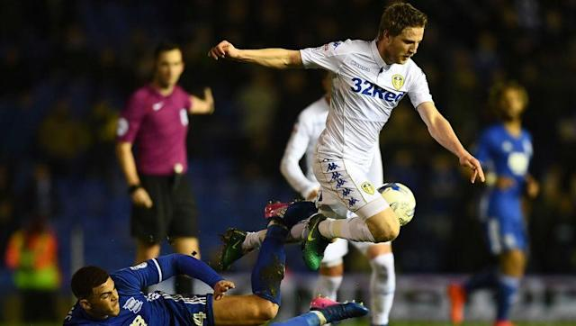 "<p>Eunan O'Kane signed for Leeds from <a href=""http://www.90min.com/teams/bournemouth?view_source=incontent_links&view_medium=incontent"" rel=""nofollow noopener"" target=""_blank"" data-ylk=""slk:Bournemouth"" class=""link rapid-noclick-resp"">Bournemouth</a> in 2016 and has made a total of 47 appearances since his move to Elland Road. </p> <br><p>The Republic of Ireland international has made 24 league appearances this season, but has struggled for any sort of form. O'Kane has failed to add much impetus to what has been a lacklustre midfield and has been heavily criticised for his wayward passing. </p> <br><p>The 27-year-old has also suffered from indiscipline this season, and was handed a three-game ban after needlessly head-butting <a href=""http://www.90min.com/teams/ipswich?view_source=incontent_links&view_medium=incontent"" rel=""nofollow noopener"" target=""_blank"" data-ylk=""slk:Ipswich Town"" class=""link rapid-noclick-resp"">Ipswich Town</a>'s Jonas Knudsen in January. </p>"