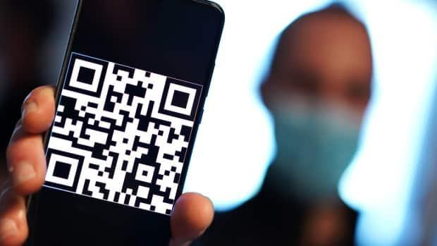 Starting Thursday, Quebecers will have the option of receiving a QR code as proof of their COVID-19 vaccination.