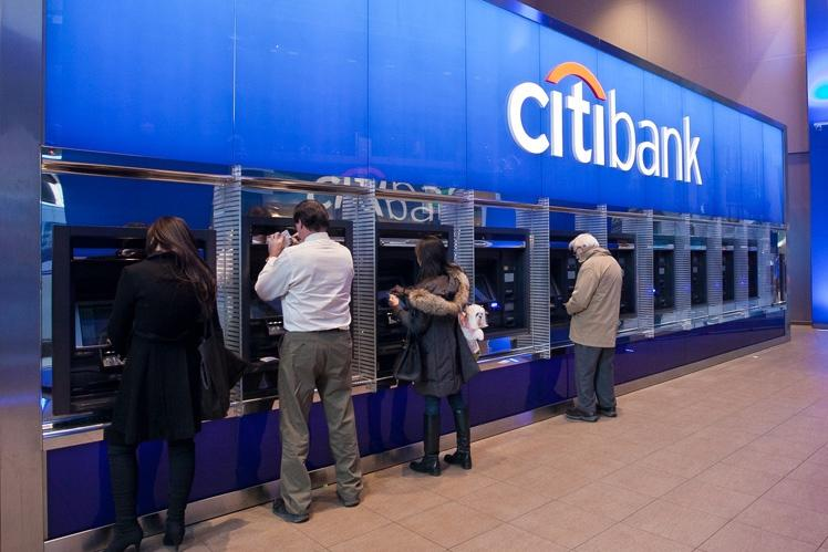 Citibank is testing an ATM you can use with only your eyes and phone