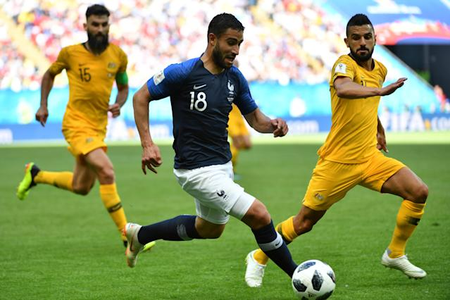 Nabil Fekir could join another Premier League side for £66m